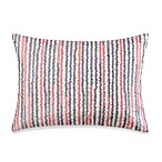 Anthology™ Whisper Embroidered Throw Pillow in Ivory