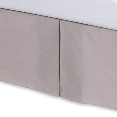 Real Simple® Camille Twin Bed Skirt