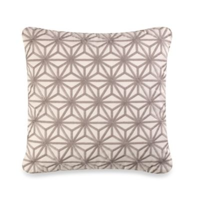 Real Simple® Jules 18-Inch Square Throw Pillow