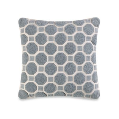 Real Simple® Jules 14-Inch Square Toss Pillow