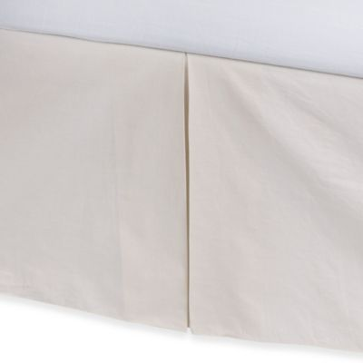 Real Simple® Jules Twin Bed Skirt