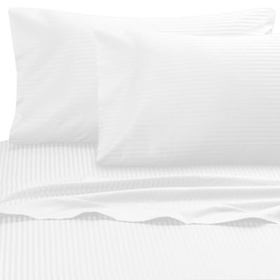 Striped Fitted Sheets