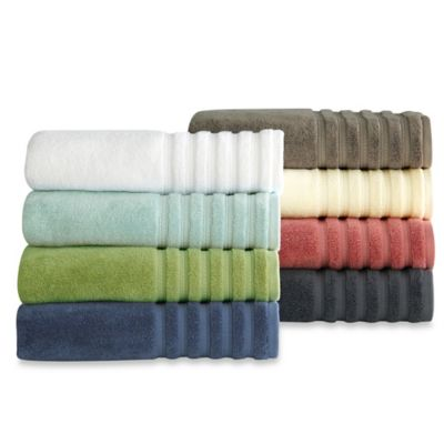 Gray DKNY Towels