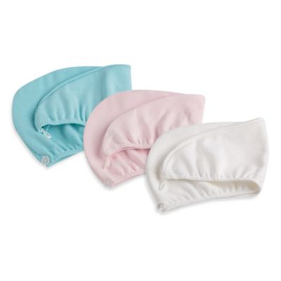 Aquis® Essential Patented Hair Turban in Pink