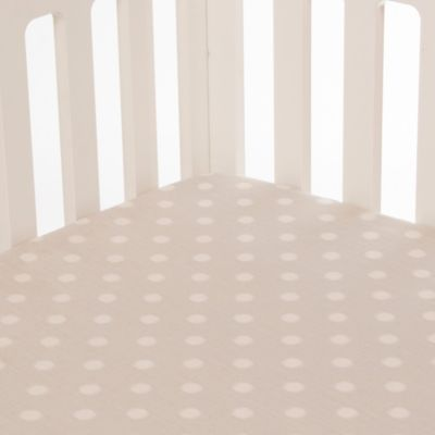 Baby Fitted Sheet Neutral Crib Bedding