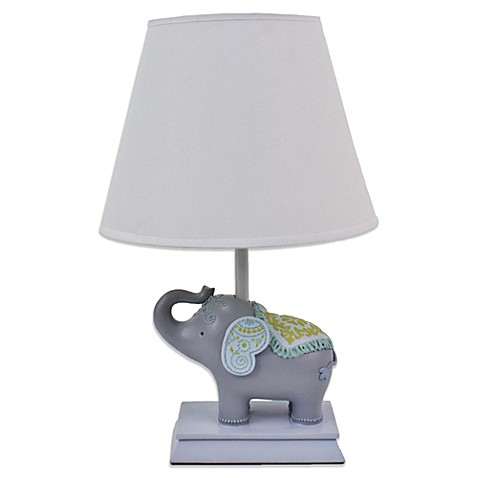 nurture imagination elephant jubilee lamp with shade is not available. Black Bedroom Furniture Sets. Home Design Ideas