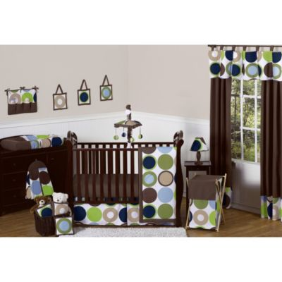 Lime Bedding Set