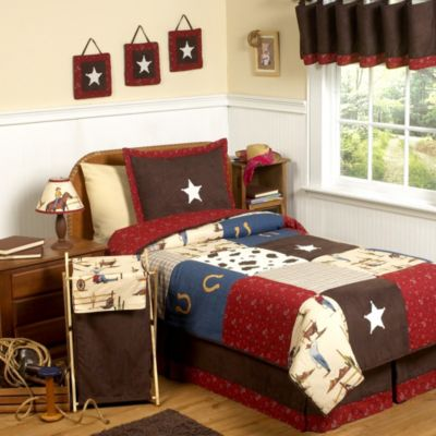 Sweet Jojo Designs Wild West Pillow Sham