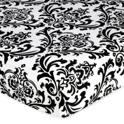 Baby Damask Bed Sheets