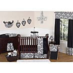 Sweet Jojo Designs Isabella Crib Bedding Collection in Black/White