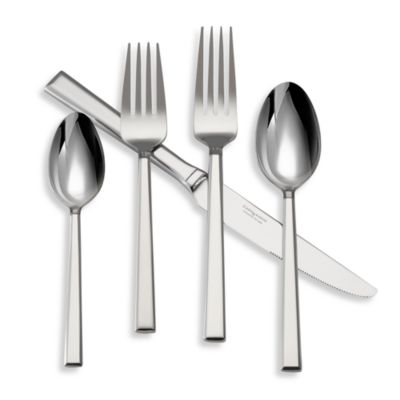 Reed & Barton® Addison 45-Piece Flatware Set