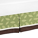 Sweet Jojo Designs Jungle Time Queen Bed Skirt