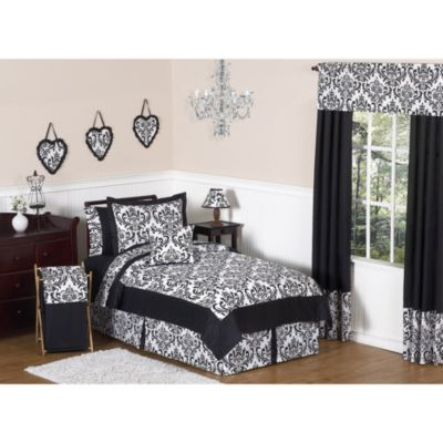 Sweet Jojo Designs Isabella 4-Piece Twin Bedding Set