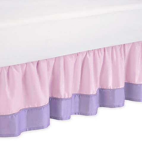 Pink Queen Bed Skirt 15