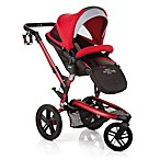 Jane® Trider Extreme All-Terrain Stroller in Deep Red