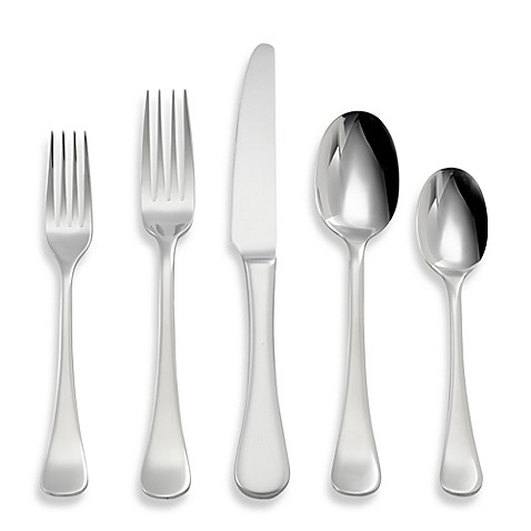 Ginkgo Varberg 20-Piece Flatware Set