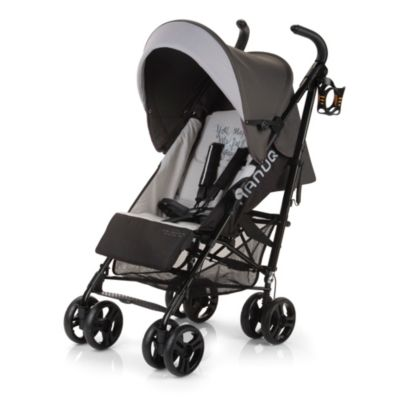 Jane Nanuq Lightweight Umbrella Stroller in Shadow