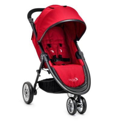 Baby Jogger® City Lite Single Stroller in Red
