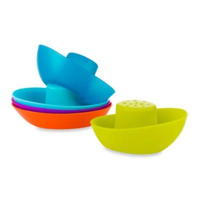 Boon FLEET Stacking Boats (Set of 5)