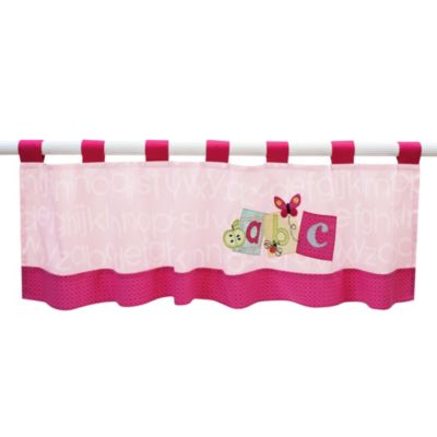Lambs & Ivy® Sweet ABC Window Valance