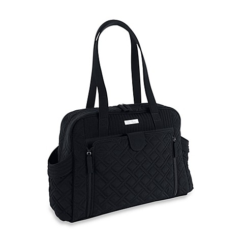 vera bradley classic black purse