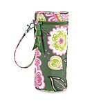 Vera Bradley Baby Bottle Caddy in Olivia Pink
