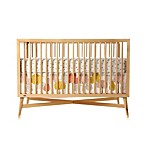 DwellStudio® Treetops Petal Crib Skirt