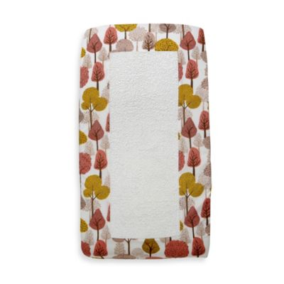 DwellStudio® Changing Pad Cover in Treetops Petal