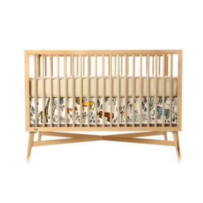 DwellStudio® Crib Skirt in Safari