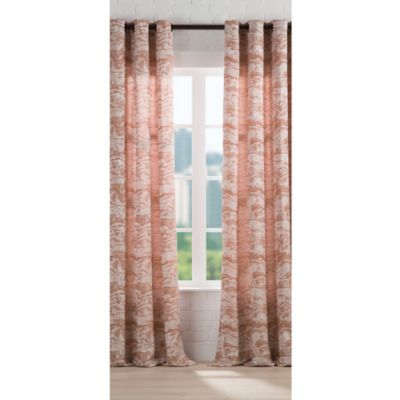 Como 95-Inch Window Curtain Panel in Aqua