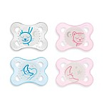 MAM Night Age 0-6 Months Glow-in-the-Dark Pacifier (2-Pack)