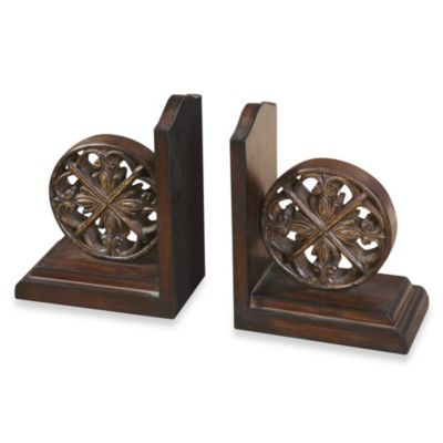 Uttermost Chakra Bookends