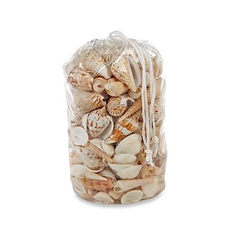 26-Ounce Natural Sea Shell Mix
