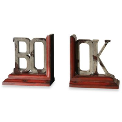 Uttermost Book Bookends