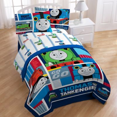 Thomas the Train Printed Character Twin Sheet Set