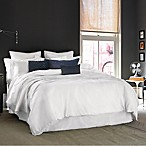 Kenneth Cole Reaction Home Mineral Duvet Cover in White