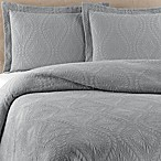 Traditions Linens Suzi Coverlet in Swedish Blue