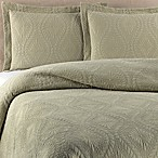 Traditions Linens Suzi Coverlet in Sage