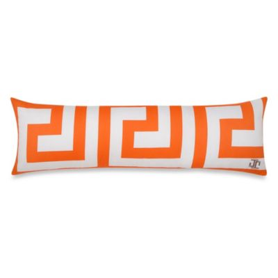 Jill Rosenwald® Jills Key Oblong Print Toss Pillow