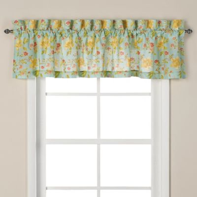 Laura Ashley® Ruffle Garden Window Valance
