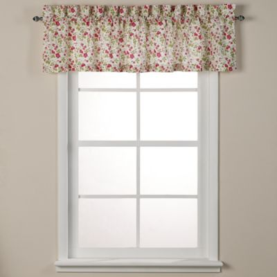 Laura Ashley® Whitley Window Valance