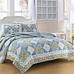 Laura Ashley® Grace Reversible Quilt