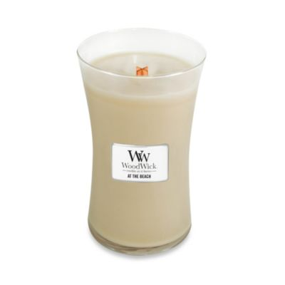 WoodWick® 22-Ounce Jar Candle in At the Beach