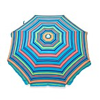 6-Foot Beach Umbrella in Multicolor
