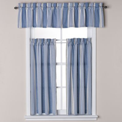Savannah Tier Curtains