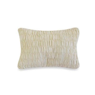 Nostalgia Home® Flowering Vine Oblong Toss Pillow