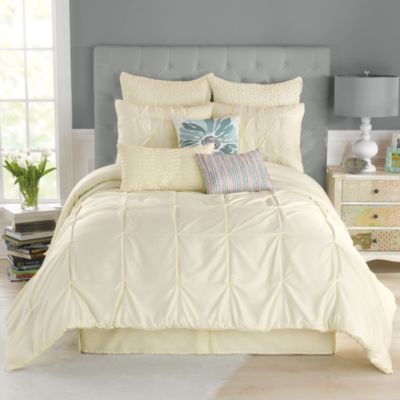 Anthology™ Whisper European Sham in Ivory