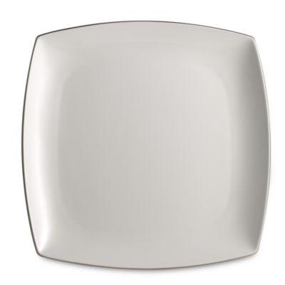 Mikasa® Couture Platinum 12-Inch Square Platter