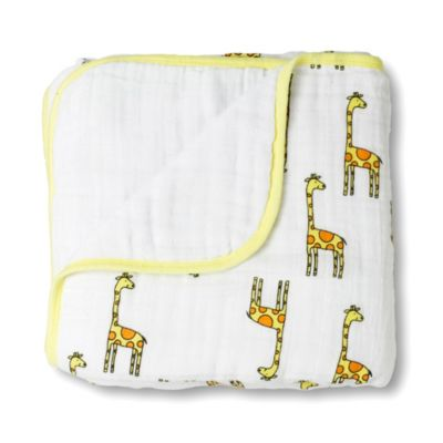 aden + anais 100% Cotton Muslin Giraffe Dream Blanket™