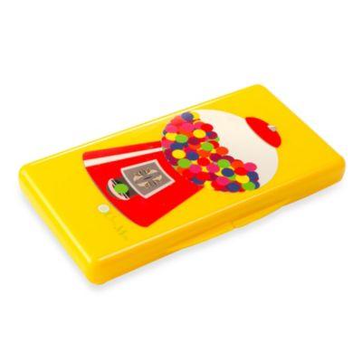 Uber Mom Wipebox in Yellow Gumball